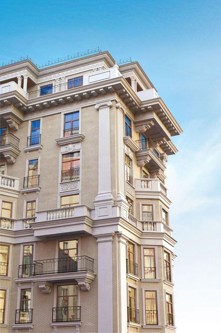 ЖК Hovard Palace 1