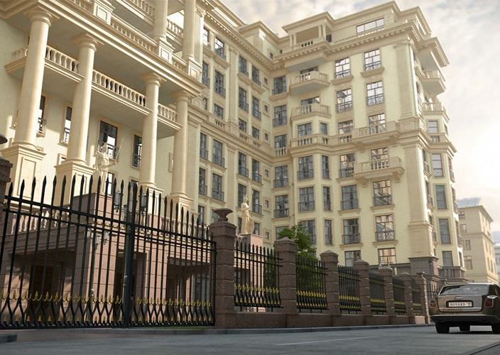 ЖК Hovard Palace