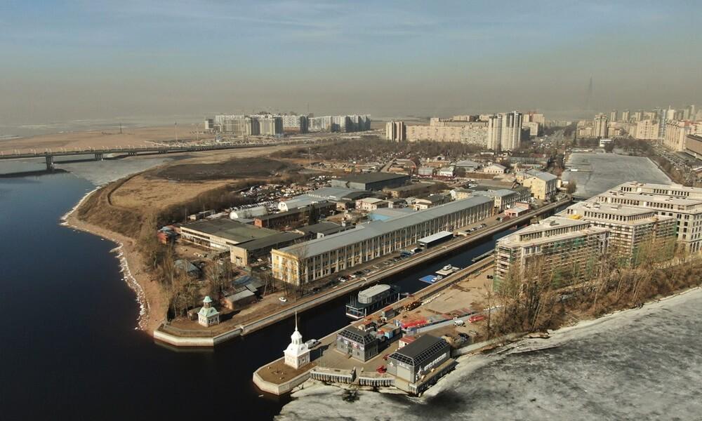 5 островов Санкт Петербурга