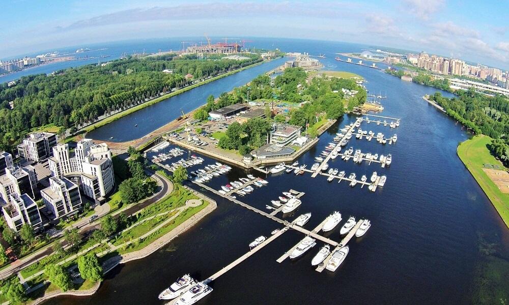 5 островов Петербурга